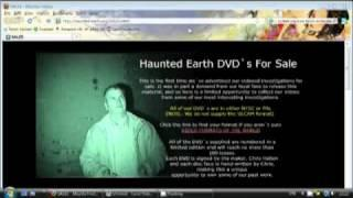 HAUNTED EARTH DVD SET