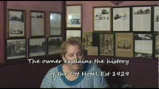 Haunted Ott Hotel Liberty TX Part 1 Interview  With Real Video Footage caught on Film
