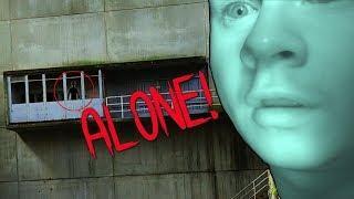 ALONE in Same Spot Ghost Adventures Captured Spirit on Camera   Hales Bar Dam