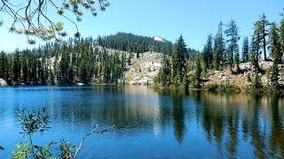 "Five Lakes Granite Chief Wilderness - Part 5 ""Lake #1"""