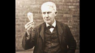 Thomas Edison Connects -  Wonder Box Gold Spirit Box