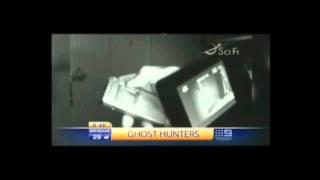 GHOST HUNTERS INTERNATIONAL - BARRY FITZGERALD - WEEKEND TODAY
