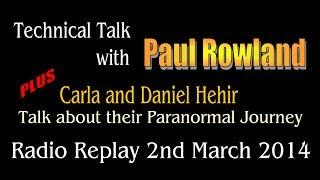Radio Replay - 2nd March 2014