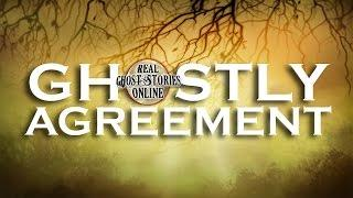 Ghostly Agreement Paranormal, Ghosts, Supernatural, Hauntings