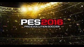 PES 2016 #2-La prima doppietta di Hunterinho