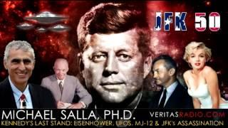 Veritas Radio - Michael Salla, Ph.D. | Kennedy's Last Stand | Part 1 of 2