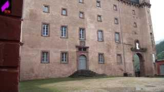 The Ghosthunter in Schloss Malberg Duitsland