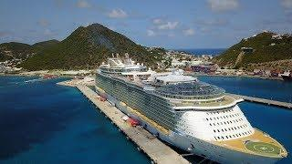 Largest Cruise Ship In The World !!