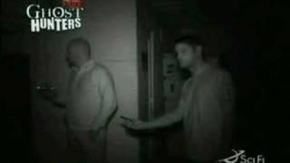 Ghost Hunters Halloween 2006 Stanley Hotel EVP Excerpt