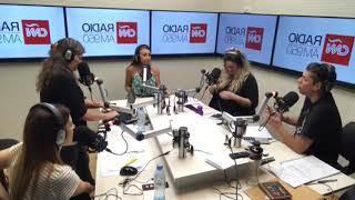 SANDRA VILLARUEL EN CNN RADIO AM 950 | Con Héctor Rossi