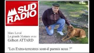 G ATTARD et Sud Radio 01