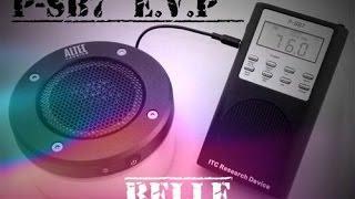 Boleyn Paranormal P-SB7 E.V.P Belle