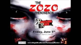 Paranormal Review Radio: The ZoZo Phenomenon: Unveiling The Darkness From Within