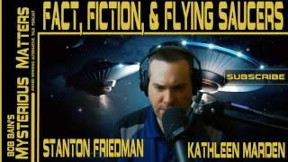UFOs & Conspiracies to Keep Them Secret: Stanton Friedman / Kathleen Marden | Coast to Coast AM Alt