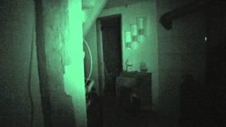 raw video: trying to get paranormal evidence part 1