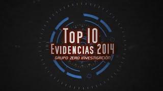Grupo Zero Investigación - Top 10 de mejores evidencias 2014  [ Investigación paranormal ]