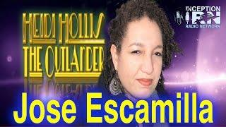 Jose Escamilla - Moon in Full Color - Heidi Hollis The Outlander