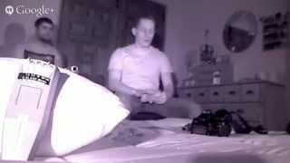 Enquête paranormal en direct avec l'équipe RPI