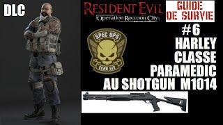 ☣ Resident Evil Operation Raccoon City #6 DLC SPEC OPS Harley au Shotgun M1014