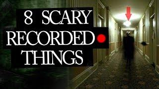 8 Scary Things People Caught on Tape in Hotels