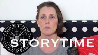 Storytime | Någon stod vid kanten av sängen