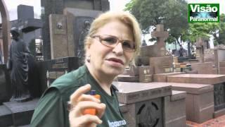 Caça Fantasmas Cemitério Vila Euclides São Bernardo do Campo SP Parte 1.wmv