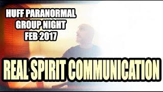 Huff Group Night Spirit Session Feb 2017. NON STOP Validations!