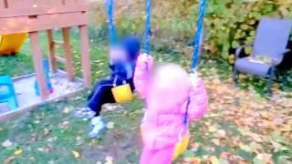 SLENDERMAN Caught On Tape Stalking Children | Slender Man Sighting Real or Fake?