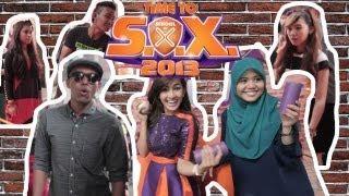 S.O.X Finale 2013 - #TIMETOSOX