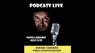 Occhi nella notte Podcast Mostro di Firenze con Davide Cannella