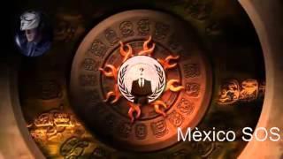 #Anonymous #OpDesobediencia #MèxicoSOS