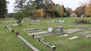 Yorktown Battlefield, Shiloh Cemetery EVPs