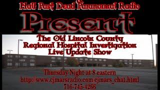Half Past Dead Paranormal radio Investigation Special