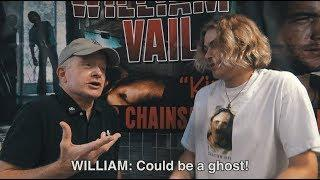 ASKING HORROR MOVIE CELEBRITIES IF THEY BELIEVE IN GHOSTS - The Paranormal Files, Ep 12
