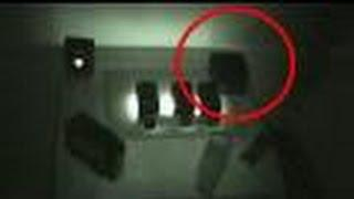 Real Poltergeist Attack Caught On Tape At Haunted Hotel - Makes Equipment Fly Around