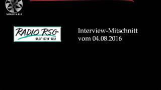 Geisterjäger / Ghosthunter-NRWUP & RLP - Radio RSG 04.08.2016