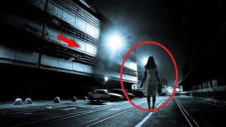 Real Spirits Seen & Caught On Camera | Ghost Sightings 2017