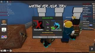 Stay Away from Jeff|Roblox Murder Mystery 2