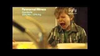 Paranormal Witness -- Temporada 2 -- Episodio 4