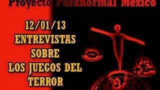 Proyecto Paranormal México Entrevistas (Coyoacán, México) - Proyecto Paranormal México