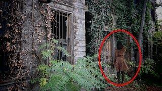 Mysterious Ghost Sightings Caught On Camera In Abandoned House!!