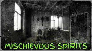 Soul Reaper Paranormal | Mischievous Spirits | Abandoned Victorian Rug Mill