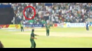Ghost caught on tape in cricket match::: Real Ghost footage Scary Videos