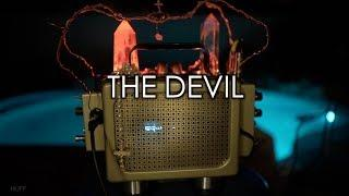 This voice tells me he is THE DEVIL. Wonder Box Gold Spirit Session.