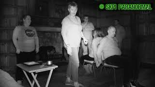 Paranormal App Interacts With Investigation Team