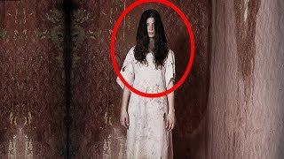 Real Ghost Presence Caught On CCTV From Haunted Place!! Ghost Sightings Which Will Make You Scream!