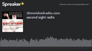 second sight radio (part 7 of 8)