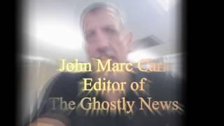 JMC Editor of The Ghostly News