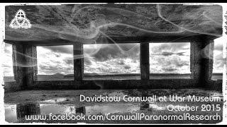 CPR Investigation #11 ~ Davidstow Military Museum, Cornwall