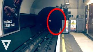 5 CREEPIEST Ghost Sightings Caught On Camera